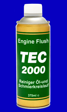 TEC-2000 Engine Flush