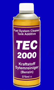 TEC-2000 Fuel System Cleaner