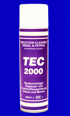 Induction Cleaner Tec 2000
